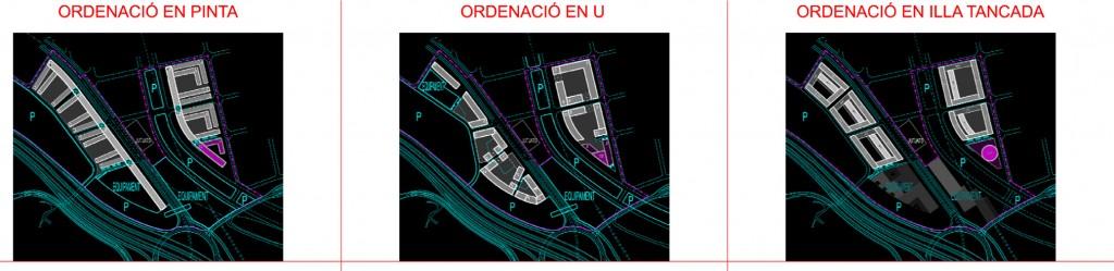 Equip bcpn proyectos pmu para la porta sud terrassa - Arquitectos terrassa ...